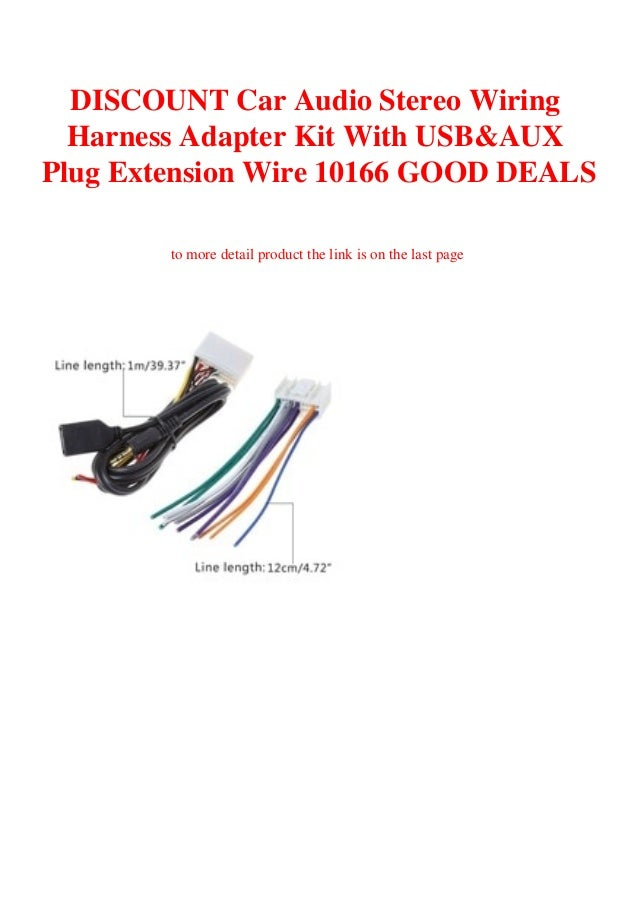 Usb Car Radio Wiring Harness | Wiring Diagram Jvc Kds Wiring Harness on
