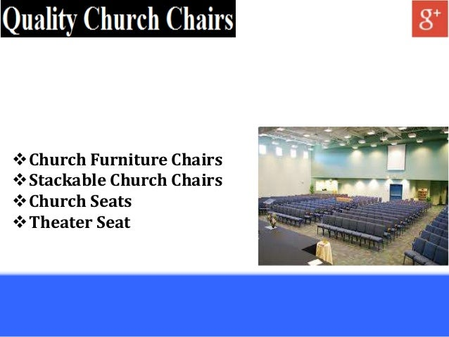 2. Our Church Furniture ...