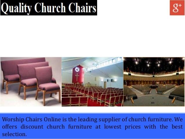 Church Furniture ...