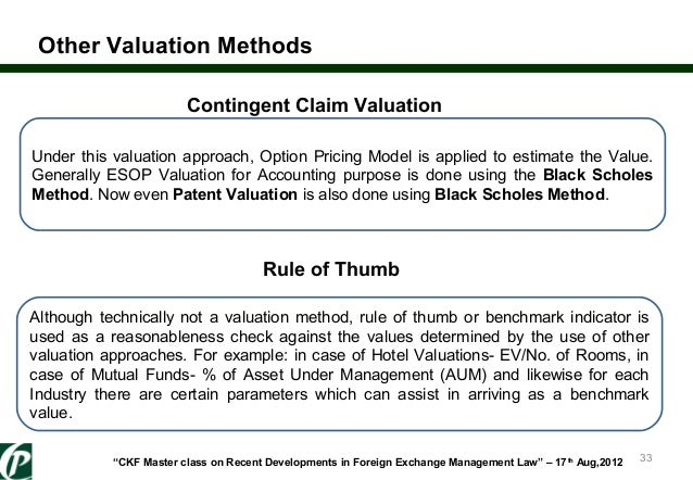 Dcf Valuation Business Valuation Article By Corporate Valuation Team