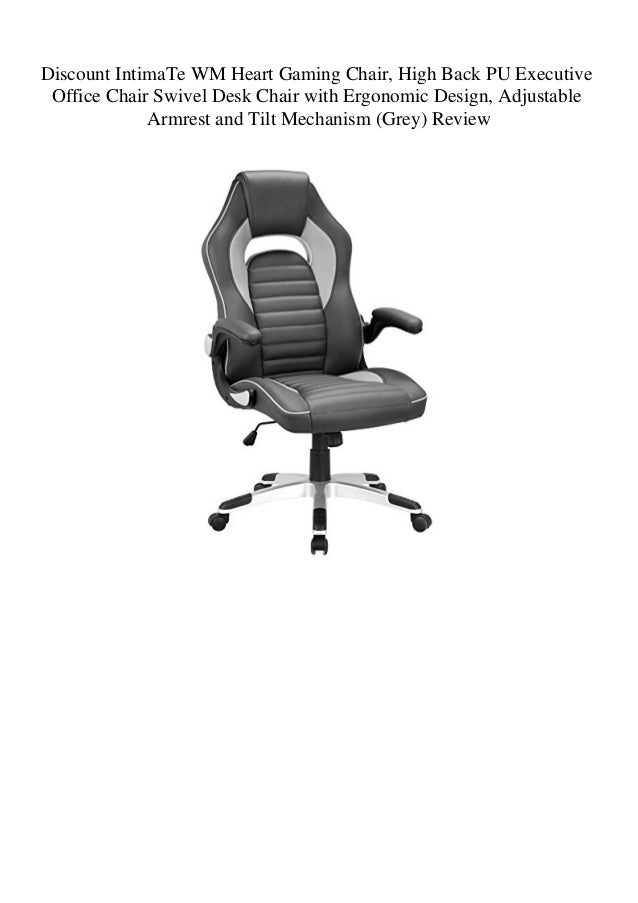 Intimate Chair Discount Gaming High Pu Executive Offic… Back Wm Heart sQxBdhrCt