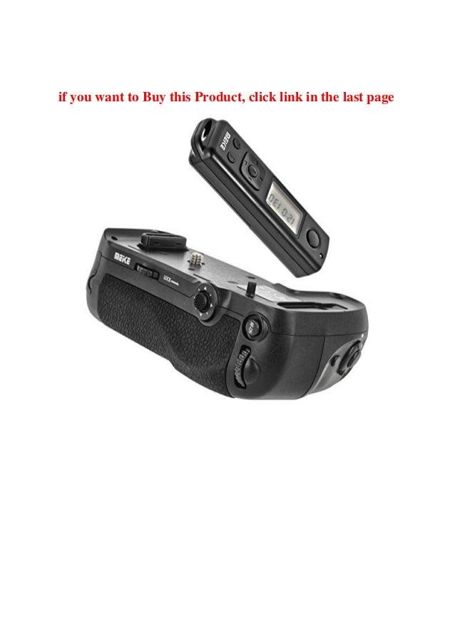 Discount Meike Battery Grip Battery Grip for Nikon D850