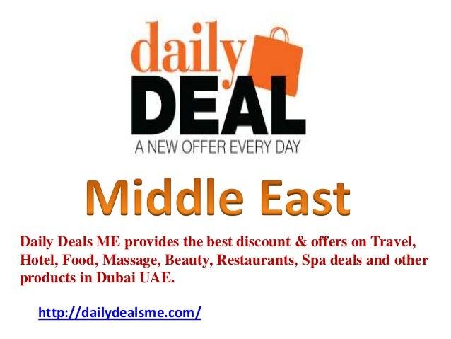 daily deals websites dubai