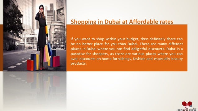 Discount Shopping Dubai