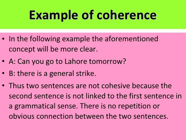 an analysis of coherence theory The analysis of knowledge embedded in the theory is traditional in form but not in  content it is in the tradition of undefeated justified true belief analyses.