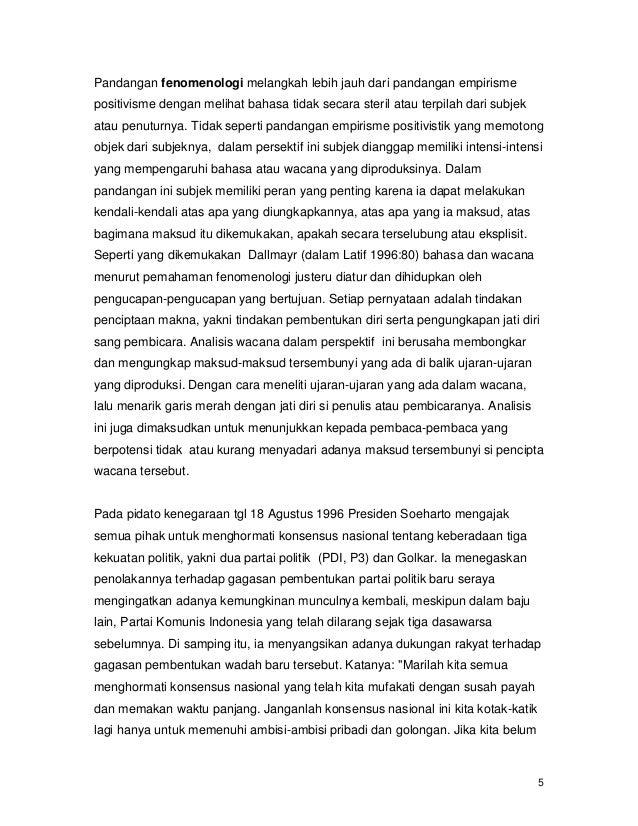33++ Makalah discourse analysis ideas