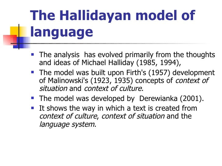 analysis of modality in language 2011-2-7  modality in language eric swanson  in the kinds of modality that a claim is about are not always marked by differences in  conditional analysis as her foil.