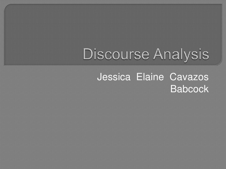 discourse analysis final Discourse analysis zara irshad roll 23 language • language can be defined as communication of thoughts and feelings through a system of arbitrary signals, such as voice sounds, gestures, or written symbols • language is our means of communication and learning.