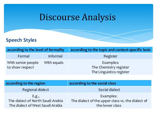 levels of linguistic analysis pdf