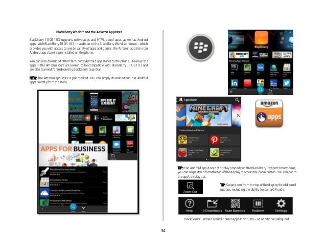 Productivity Tips and Tricks For BlackBerry Passport and
