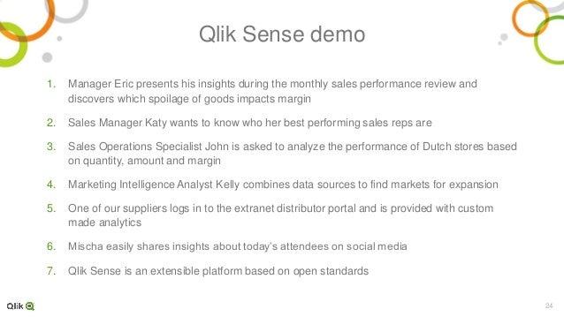 Data Driven Possibilities with Qlik