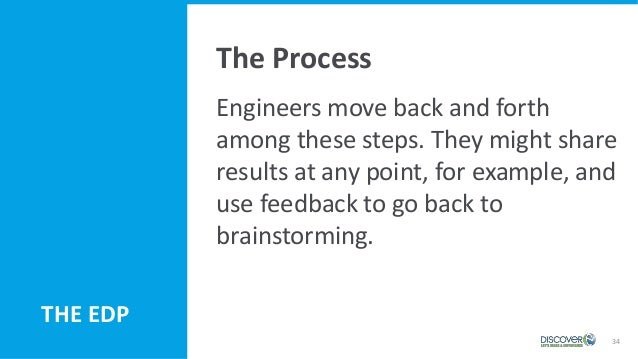 34 Engineers move back and forth among these steps. They might share results at any point, for example, and use feedback t...