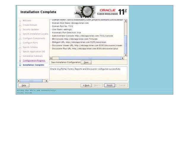 discoverer 11 1 1 7 web logic  10 3 6    ebs r12 12 1 3  implementati oracle discoverer plus 11g user guide oracle discoverer reports user guide