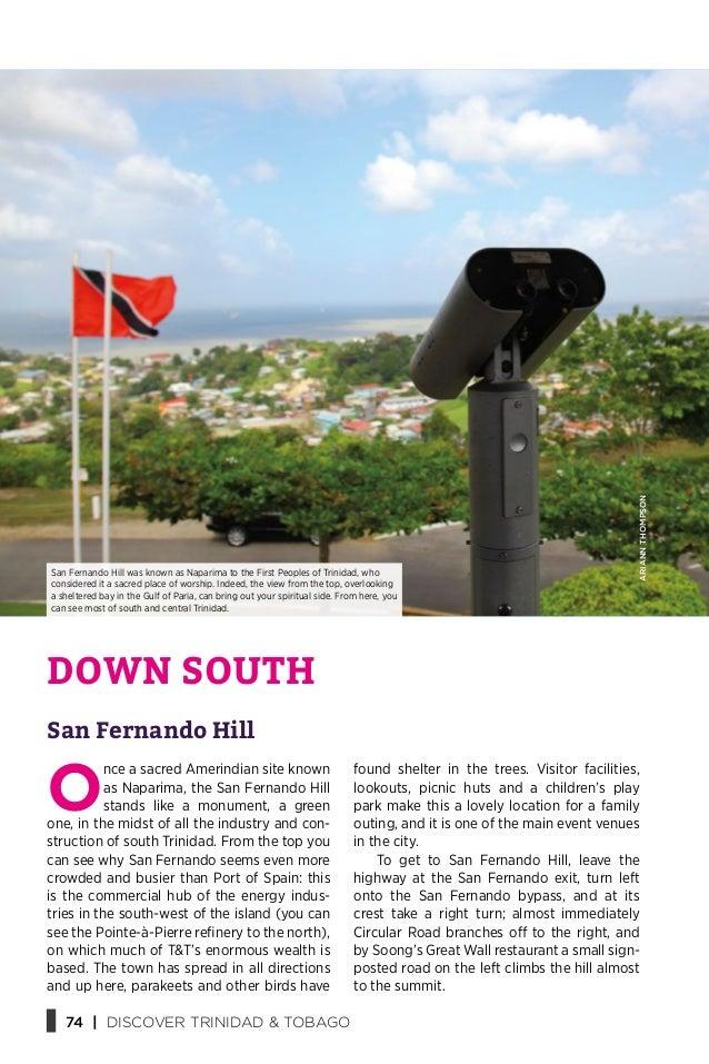 First in Trinidad (Paria Classics)
