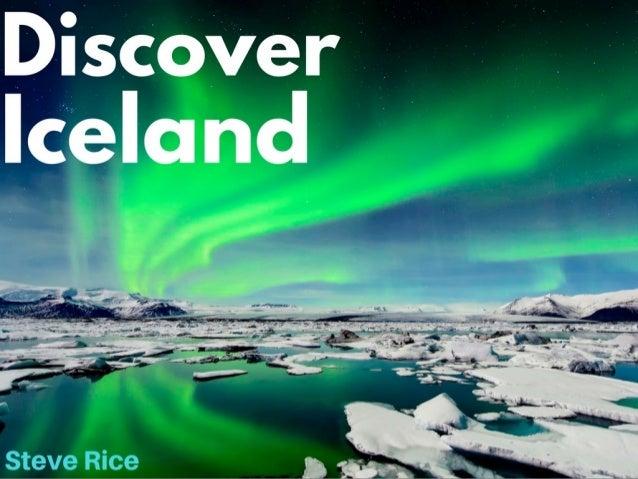 Discover Iceland | Steve Rice Los Gatos