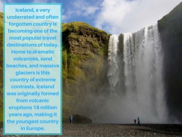 Discover Iceland | Steve Rice Los Gatos Slide 2