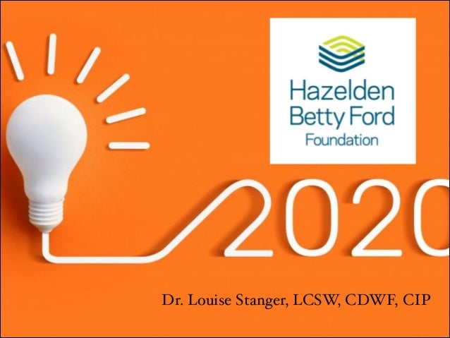 Dr. Louise Stanger, LCSW, CDWF, CIP