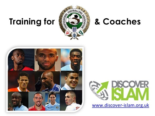 Training for & Coaches www.discover-­‐islam.org.uk