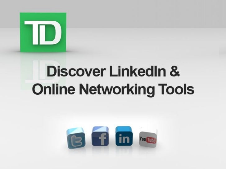 Discover LinkedIn and Social Networking Tools