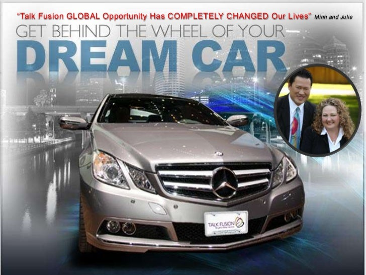 """""""Talk Fusion GLOBAL Opportunity Has COMPLETELY CHANGED Our Lives"""" Minh and Julie<br />"""