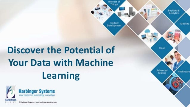 Discover the Potential of Your Data with Machine Learning