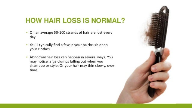 What To Do If Your Hair Falls Out Alot