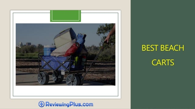 BEST BEACH CARTS