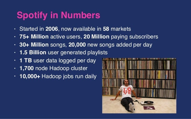 From Idea to Execution: Spotify's Discover Weekly Slide 3