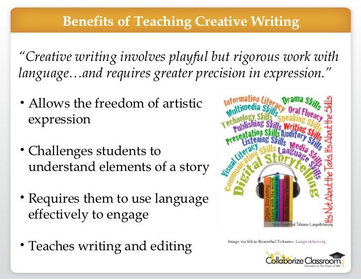 free creative writing classes