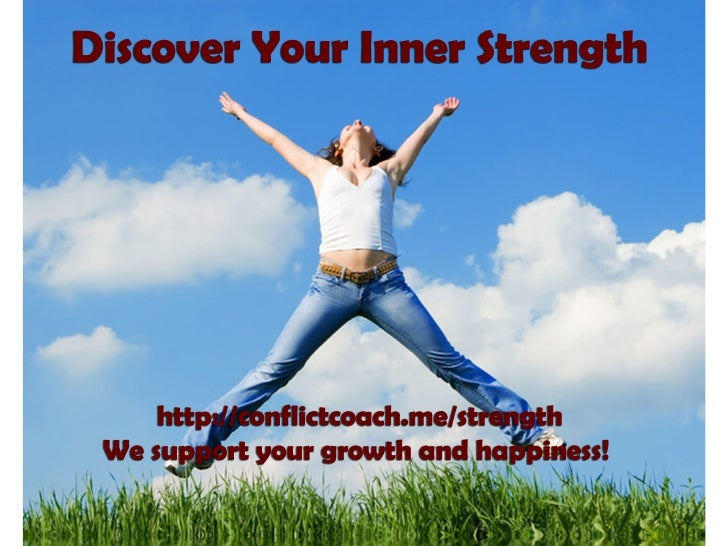 Discovering Inner Strength