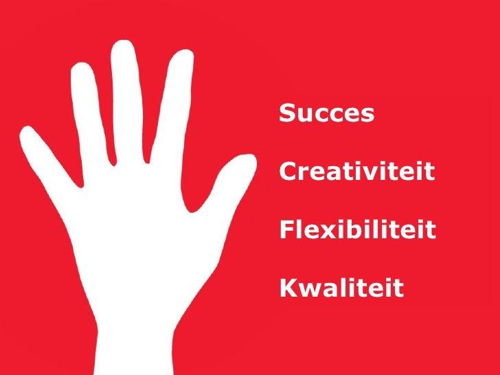 Succes                                                     Creativiteit                                                   ...