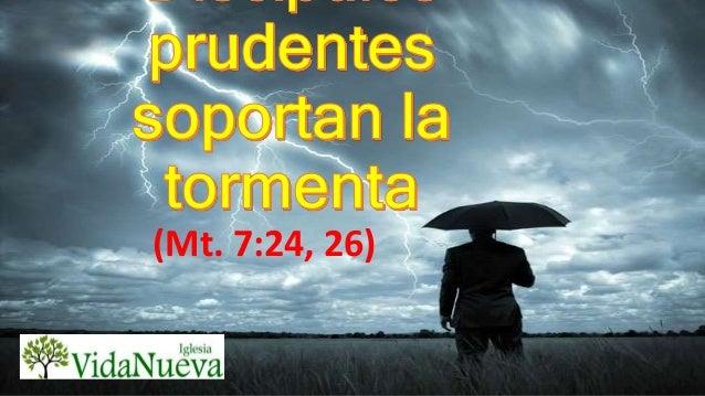 (Mt. 7:24, 26)