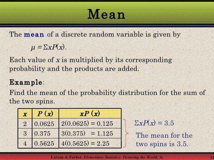 stats how to find probability distribution