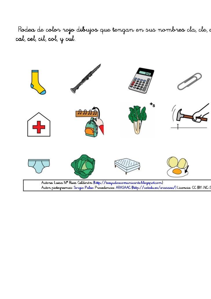 Palabras Con Cla Cle Cli Clo Clu Image Mag
