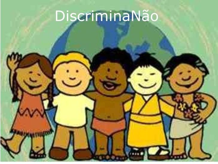 DiscriminaNão