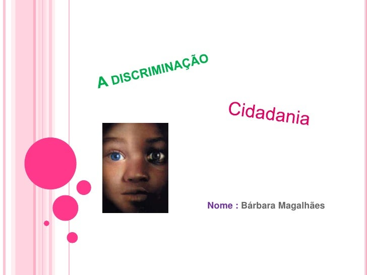 Nome : Bárbara Magalhães