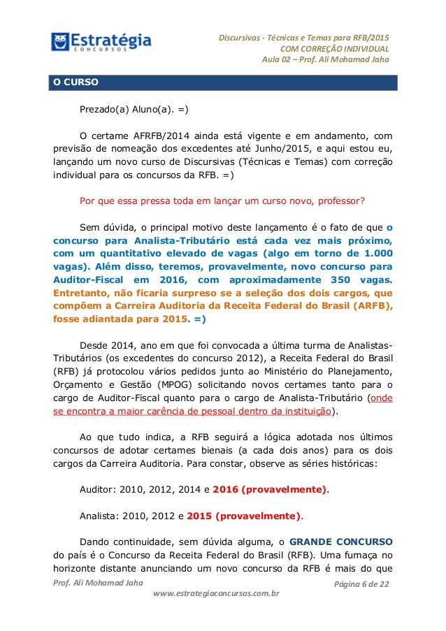 FEDERAL 2012 APOSTILA ANALISTA RECEITA BAIXAR
