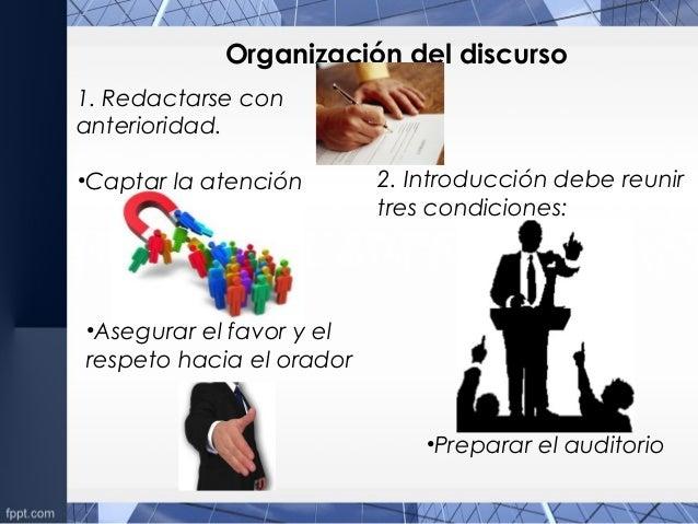 Organizacion Del Discurso Oral 58