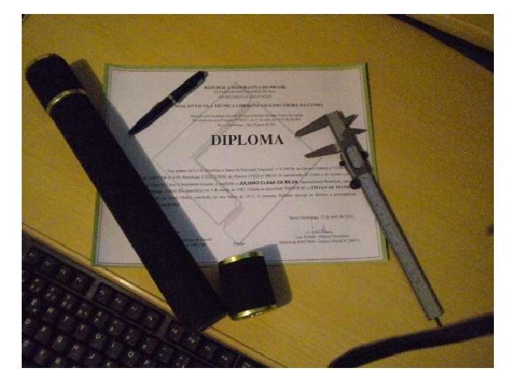 Discurso de Formatura- Técnico Automotivo -Fundação Liberato2012/01