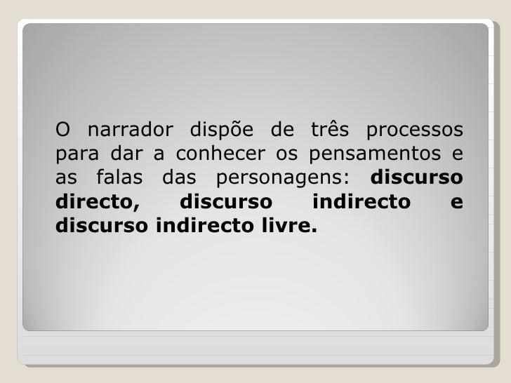 Discurso directo e indirecto Slide 2