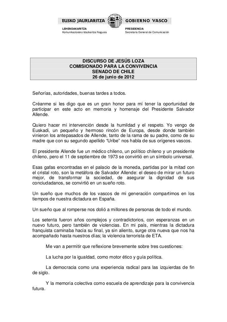 LEHENDAKARITZA                        PRESIDENCIA                  Komunikaziorako Idazkaritza Nagusia   Secretaría Genera...