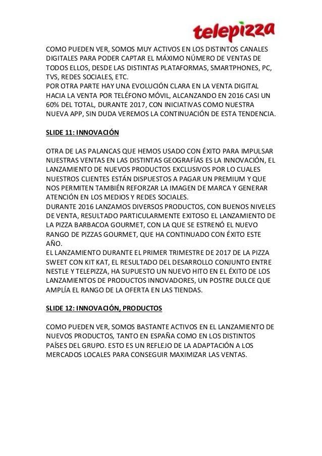 COMO PUEDEN VER, SOMOS MUY ACTIVOS EN LOS DISTINTOS CANALES DIGITALES PARA PODER CAPTAR EL MÁXIMO NÚMERO DE VENTAS DE TODO...