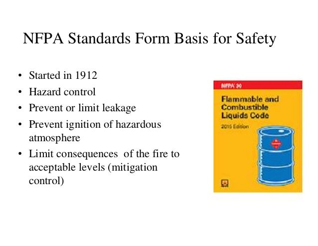 an analysis of the ignition of flammable liquid The storage of flammable liquids in tanks page 6 of 64 health and safety executive no variation is given, the advice in the main text applies  the physical properties of the liquid such as flashpoint, auto-ignition temperature, viscosity, and the upper and lower explosion limits.