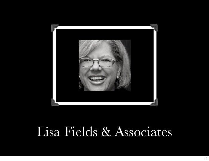 Lisa Fields & Associates