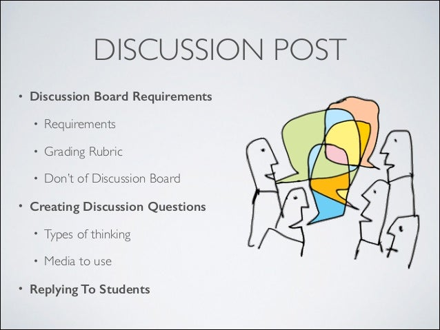 how to delete a reply from the d2l discussion board