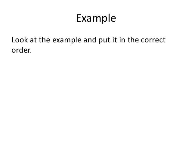 example discussion essay