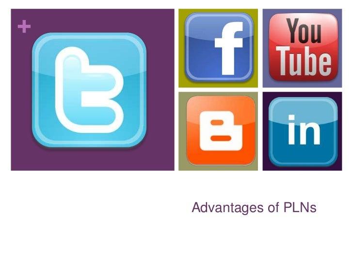 Advantages of PLNs<br />