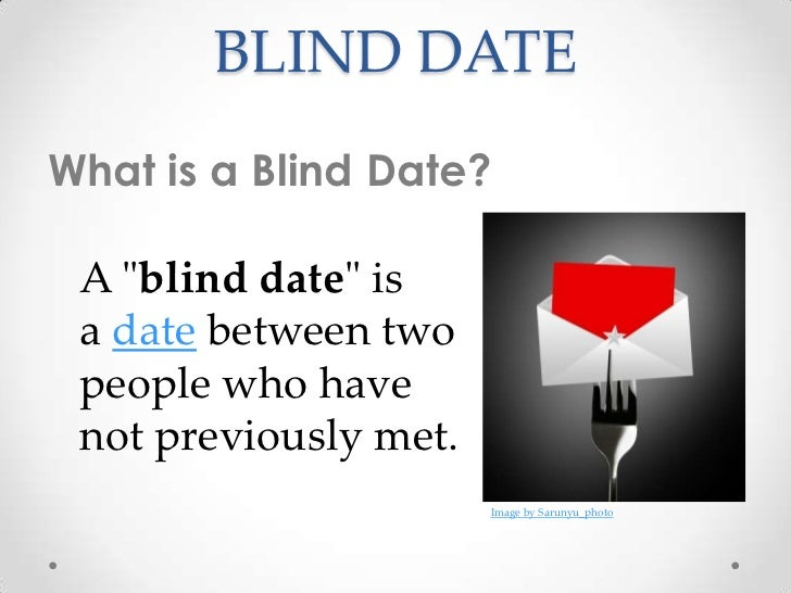 blind dating realscort