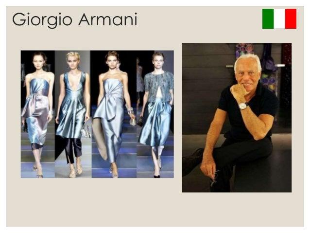 diseñadores de moda internacionales