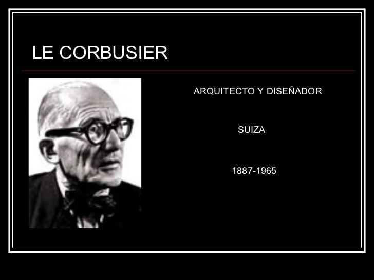 le corbusier arquitecto y diseador suiza with diseadores interiores famosos